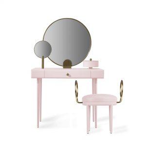 3-maison-dada-rose-selavy-stool-buffets&cabinets-writing-desks-pink