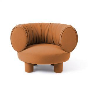 4-sumo-seaters-armchair-orange-maison-dada